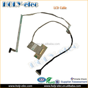 Genuine New LCD Video Flex LED Cable For Lenovo G570 G575 Z570 Z575 E575 E570 DC020015W10 50.4M405.003 (LC-LEG570)