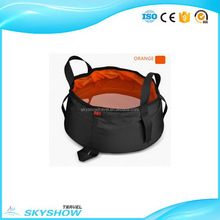 Promotional Stocked folding basket basin