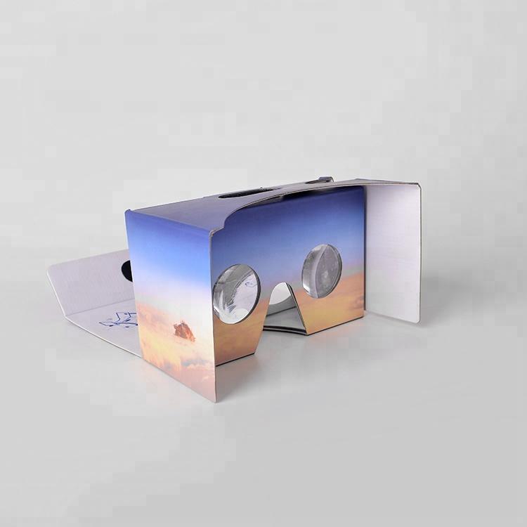 Cheap Diy Google Cardboard V2 Virtual Reality Google