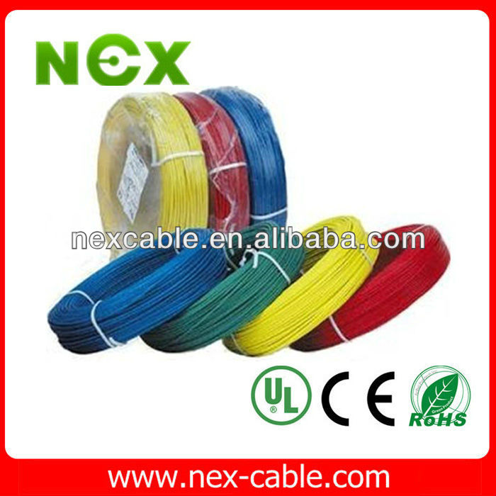 YGC Multicore High Temperature Silicone Rubber Cable