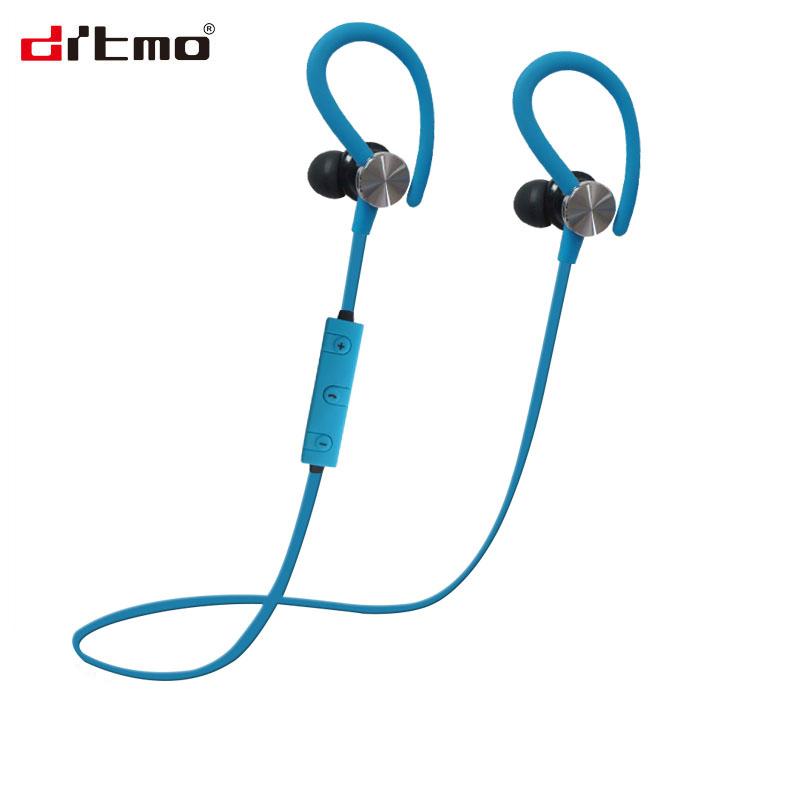 Custom nice bass wireless bluetooth headphone professional stereo sports bluetooth earphone