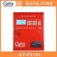 220V Advantage addressable fire alarm control panel with mini-printer