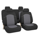 Polyester Mesh Car Seat Covers Airbag Compatible Fit Truck SUV or Van