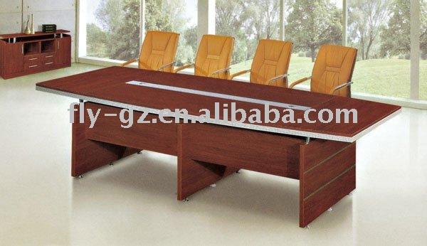Legno conferenza tavolo riunioni in vendita usato classica per ufficio tavolo di riunione tavolo - Tavolo per unghie usato ...