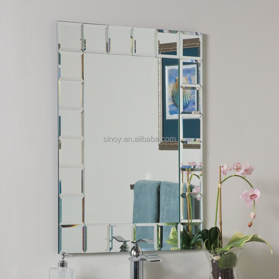 Bathroom Silver Mirrors, Bathroom Silver Mirrors Suppliers and ...