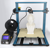 CR-10 Large 3D Printing 500*500*500mm DIY 3D Printer Kits Digital Printer 3d machine accept more customise size