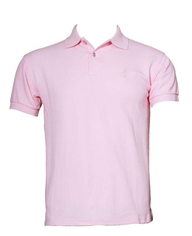 High quality double mercerized men's 100% cotton polo shirt