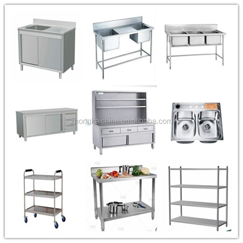 custom stainless steel commercial kitchen equipment wall commercial kitchen cabinet aisi 201 l 1800 mm 96 kg