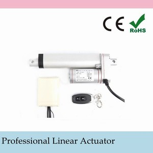 for industrial automatic equipment Usage DC Underwater linear actuator  300mm low cost