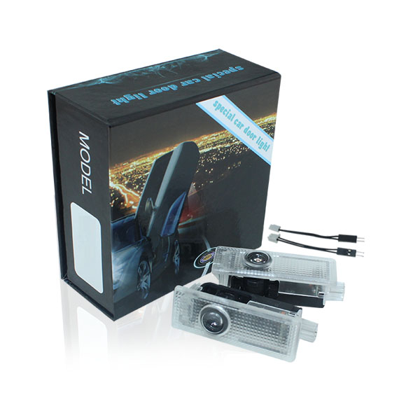 Hot selling error free DC12 24V 3W wireless ghost shadow light for bmw