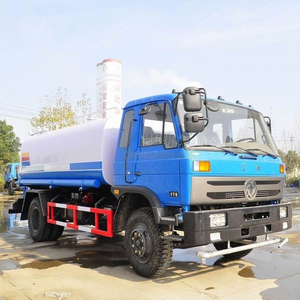 China brand dongfeng 15tons Water Sprinkling Truck 15000L Water Tank Truck for sale Dubai