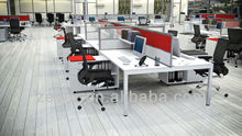 Green protection ergonomic open office workstation