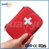 Best quality 100piece Mini first aid kit red eva medical survival kit being prepared for an emergency