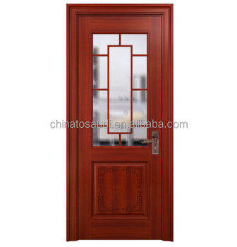 Modern Glass Mdf Pvc Interior Wood Door Design With Frame For Bedroom - Buy  Interior Bedroom Doors,Wood Door Design,Modern Interior Doors Product on ...