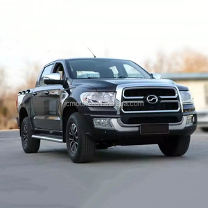 Luxury LHD 4WD Double Cabin Pickup with high quality