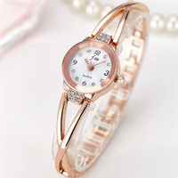 High grade fashion lady quartz watch Beautiful decorative bracelet Student ladies 'waterproof watches