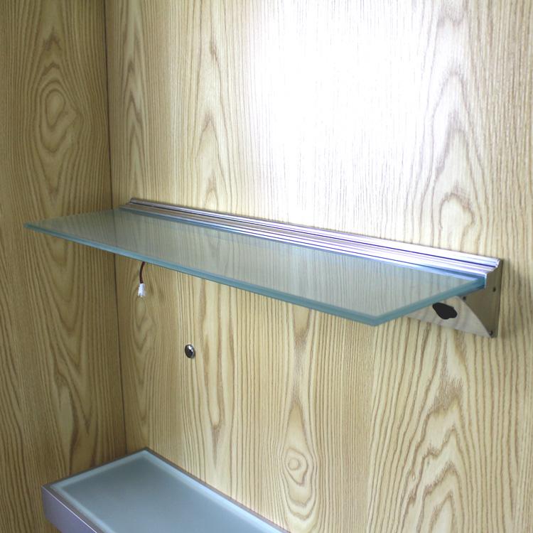 Venta al por mayor estanterias vidrio aluminio compre online los ...