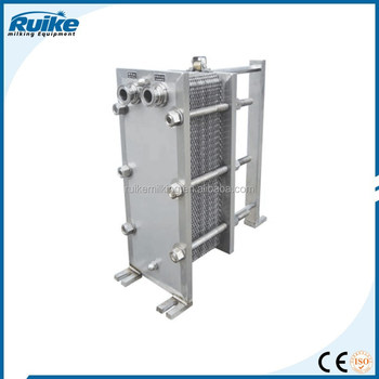 Plate And Frame Heat Exchanger For Cooling Tank - Buy Heat Exchanger ...