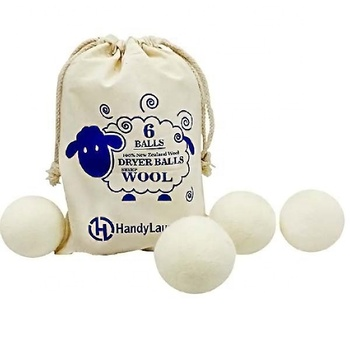 Australian 100% nature wool dryer balls