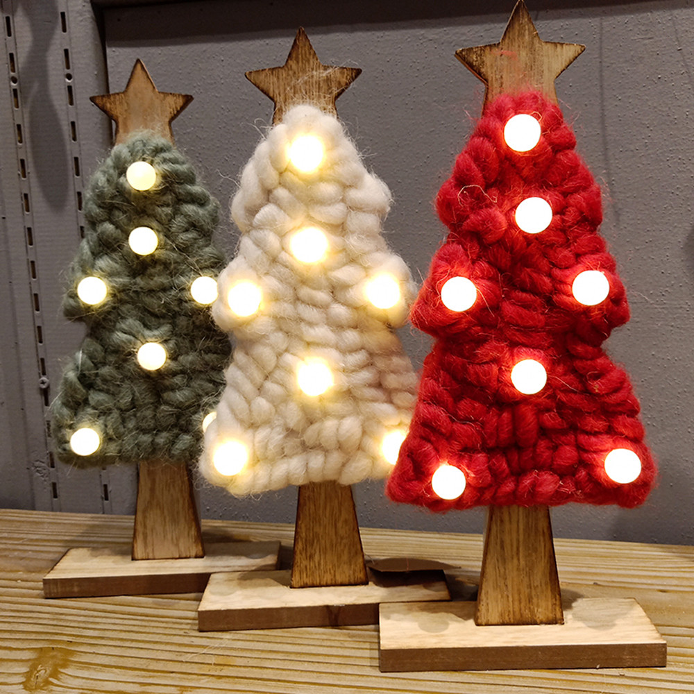 Commercial Christmas Decorations.Led Felt Christmas Tree Christmas Gifts For 2019 New Year Xmas Decor Home Commercial Christmas Decor Commercial Christmas Decoration From Sheiler