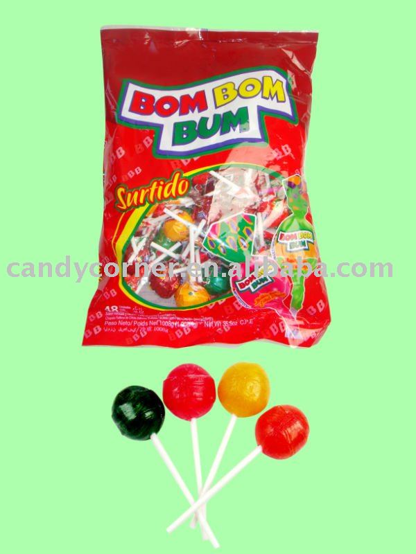 Bom Bom Lollipop, Bom Bom Lollipop Suppliers and Manufacturers at ...