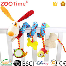 Free sample baby gift plush stuffed toy toys used for bed decoration