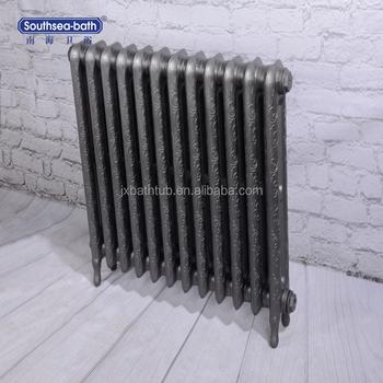 Two Columns Decorative Cast Iron Hot Water Radiator