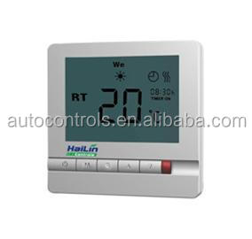 Ha308 Electric Heating Digital Thermostat Weekly Programmable ...