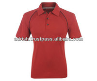 men's polo shirt with long sleeve and yarn dye stripe , garment dye 2014 lastest style