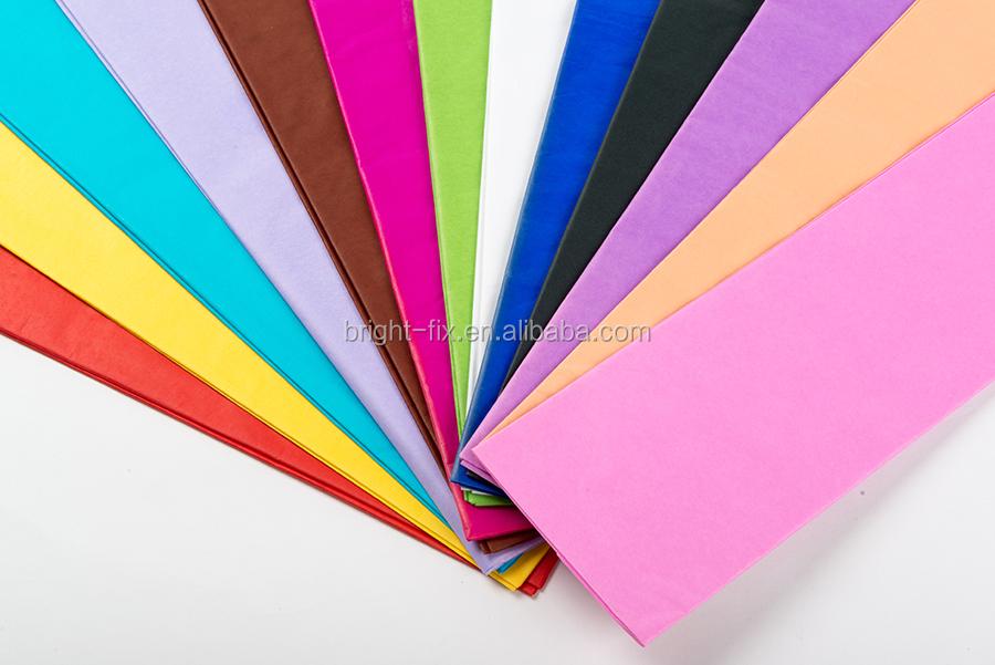 art artisanat papier tissu papier pantone couleur papier de soie pour le bricolage artisanat. Black Bedroom Furniture Sets. Home Design Ideas