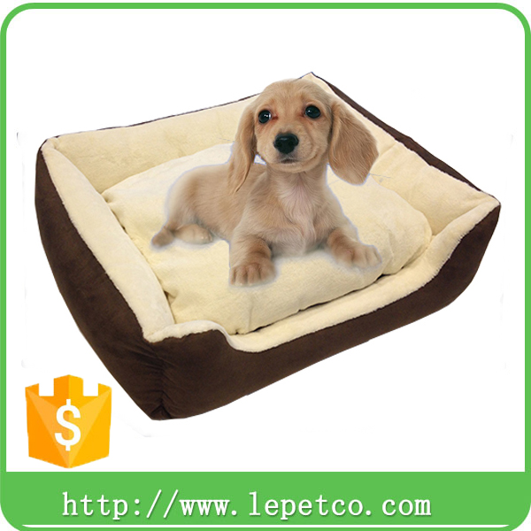 factory direct Cozy warm plush pp Cotton bed for dog and cats