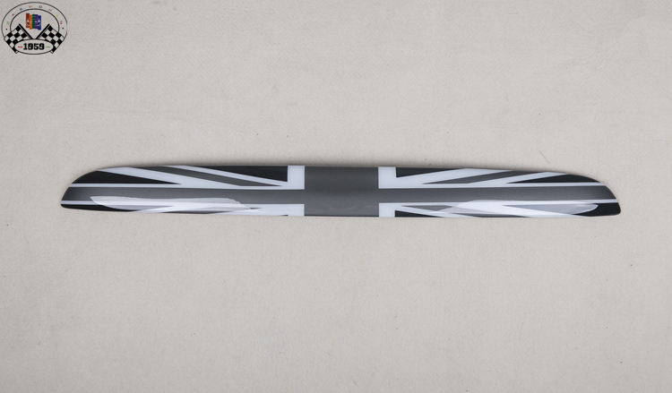 Union Jack Style Boot Gate Rear Door Handle Cover For Mini Cooper R56
