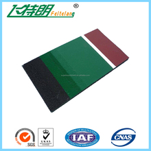 ECO-friendly Plastic rubber flooring for outdoor courts Acrylic acid Sport Court Surface