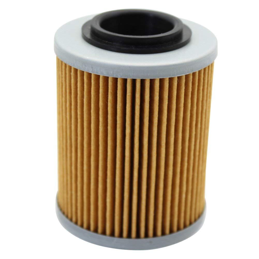 Cyleto Oil Filter for APRILIA RST1000 RST 1000 FUTURA 1000 - OEM AP0256187 2001 2002 2003 2004 2005