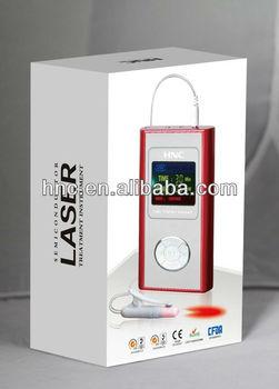 Wuhan Hnc Manufacturer Nasal Laser Rhinitis Laser Sinusitis Laser ...