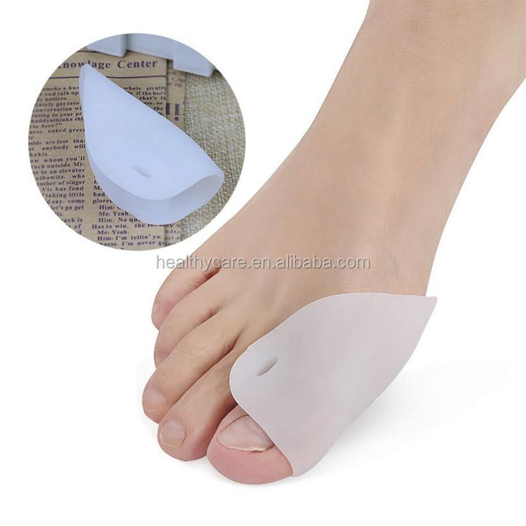 Haut Pflege Werkzeuge 1 Para Bunion Toe Separator Fußpflege Gel Hallux Valgus Korrektur Separatoren Valgus Pro Stretchers Knochen Daumen Protector