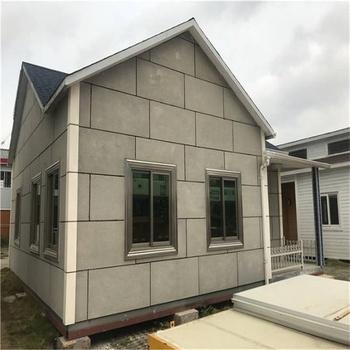 Building Foam Cement Prefab House Plans