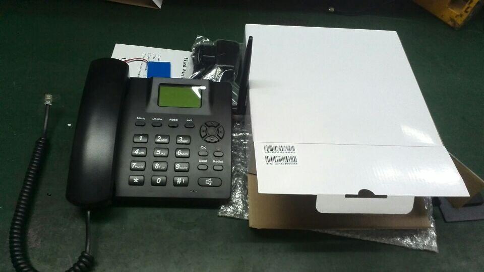 Etross 6188 Gsm Desktop Phone With Radio Function 850 900