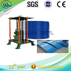 Customized Metal Galvanized Steel Floor deck sheet roll forming machine