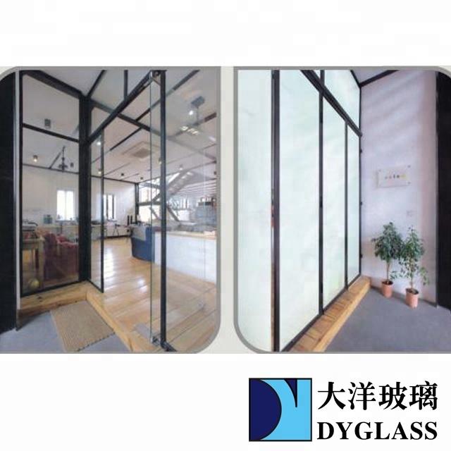 Electric smart intelligent switchable glass PDLC film