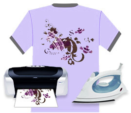 Dark Tshirt Maken met Inkjet Printer A3 Transfer Papier