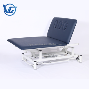 Multi-function medical physiotherapy bed tilt table