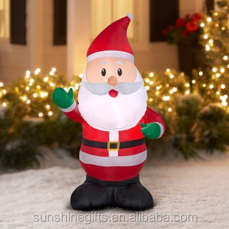 hot sale funny inflatable christmas decorations christmas santa claus buy giant inflatable santa clauslowes christmas inflatables santa clausmoving - Funny Blow Up Christmas Decorations