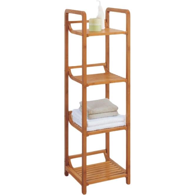 High Quality bathroom standing shelves 3
