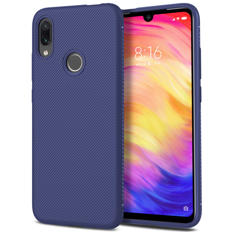 Slim Hard Plastic Voor Xiaomi Redmi Note 7 Case Mobiele Telefoon, volledige Ontwerp Voor Mi Redmi Note 7 Case Back Cover