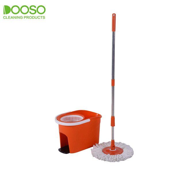 Power Twist Freisprech-Fußpresse Spin Magic 360 Mop