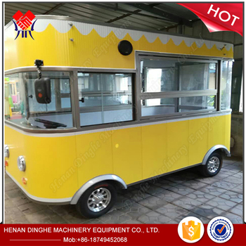 61d5eb5a1c Hot Dog Ice Cream Food Cart Concession Trailer