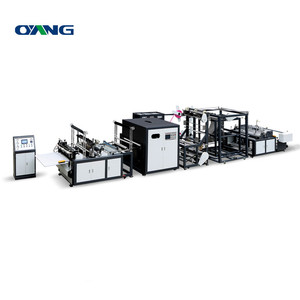 Hot sales high end poly bag making machine