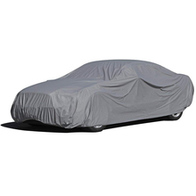 Zware Zonneplek Zonne-energie Magic Non Woven Warmte Reflecterende <span class=keywords><strong>Zilveren</strong></span> Auto Cover