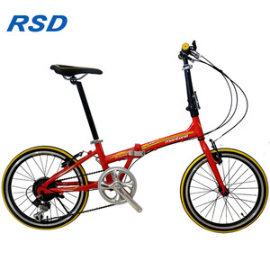 Good wholesale adult folding bicycle/new model children folding bike/ 20 inch folding mountain bicycle